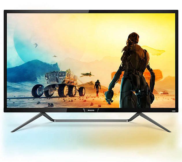 Philips Momentum 436M6VBPAB - czy warto kupić monitor HDR
