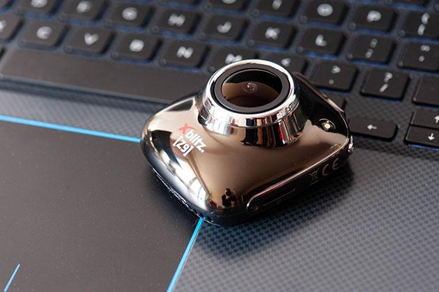 Xblitz Z9 - tania kamera samochodowa