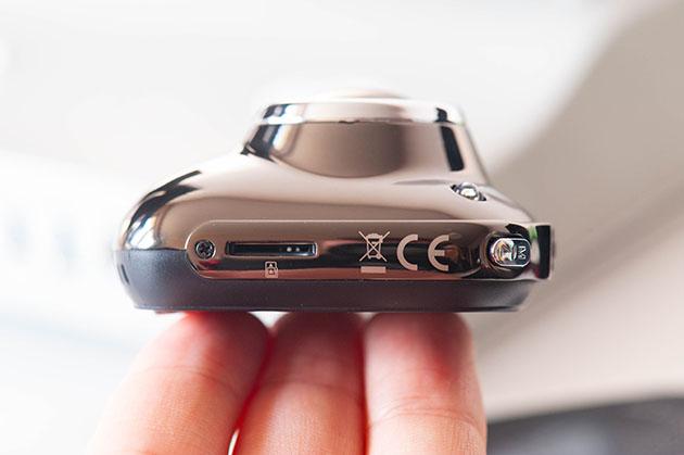 Xblitz Z9 - slot microSD
