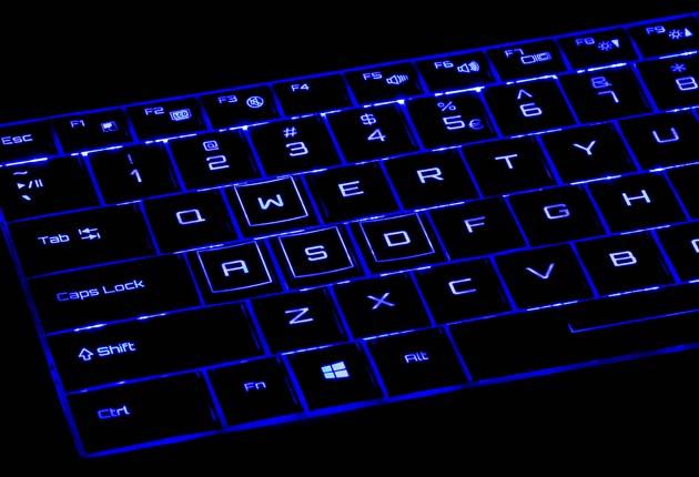 Dream MachinesRX2060-15PL17 - podświetlana klawiatura