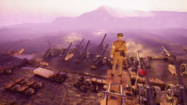 11-11: Memories Retold - spojrzenie z góry na linie frontu