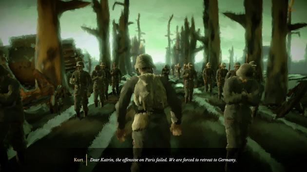 11-11: Memories Retold - powrót żołnierzy z frontu