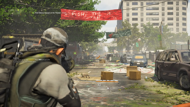 The Division 2 - ulice Waszyngtonu