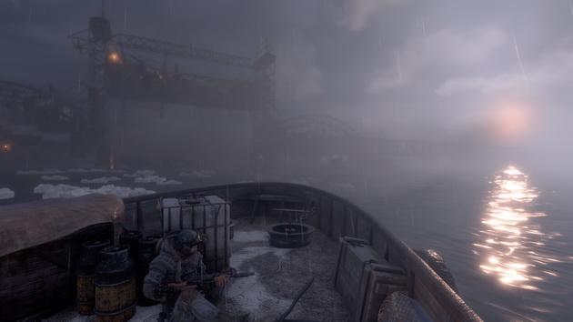 Metro Exodus - atak na most