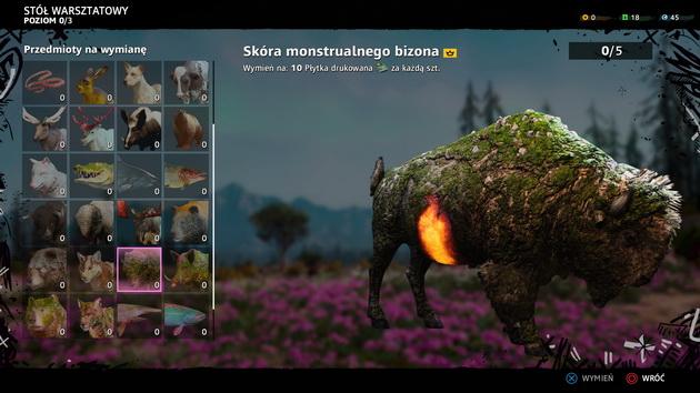 Far Cry New Dawn - zmutowane zwierzęta
