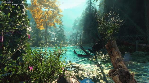 Far Cry New Dawn - nowy, kolorowy świat