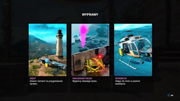 Far Cry New Dawn - tutorial wypraw