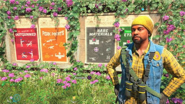 Far Cry New Dawn - wyjaśnienie do czego potrzebny jest złom