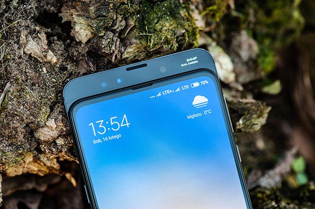Xiaomi Mi Mix 3 - rozsuwany telefon