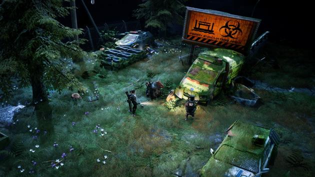 TOP10 Strategii - Mutant Year Zero: Road to Eden