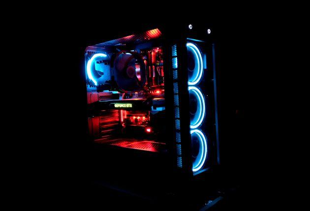 SilentiumPC Armis AR5X TG RGB