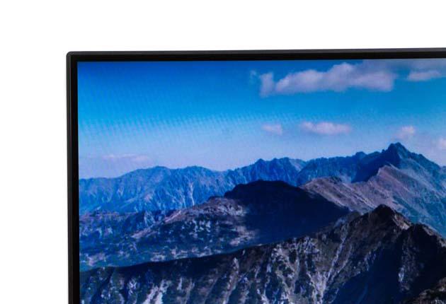 LG 32UL950-W ramka ekranu