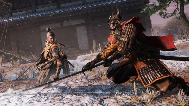 Sekiro: Shadows Die Twice - wymagający system walki