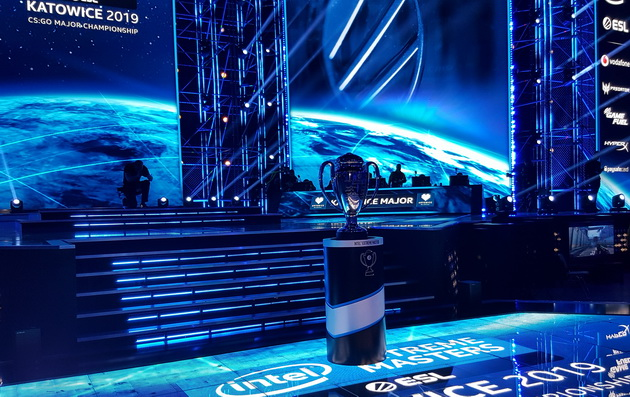 IEM 2019 - puchar CS: GO Major Championship