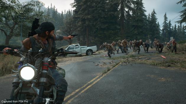 Days Gone - ucieczka przed hordą zombie