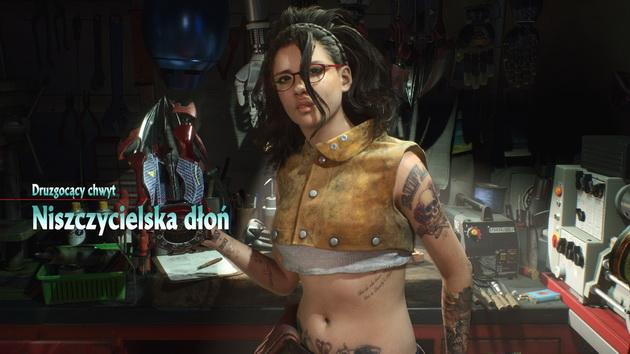 Devil May Cry 5 - Nico i nowa proteza dla Nero