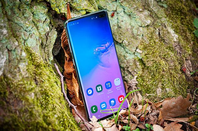 GalaxyS10+ flagowy telefon 2019