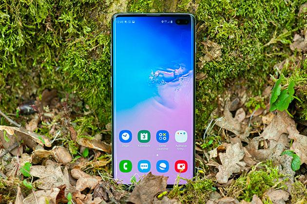 Samsung Galaxy S10+ test i recenzja