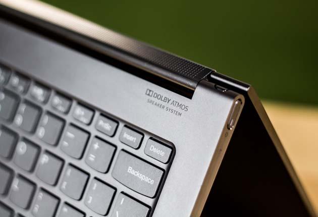 Lenovo Yoga C930 soundbar