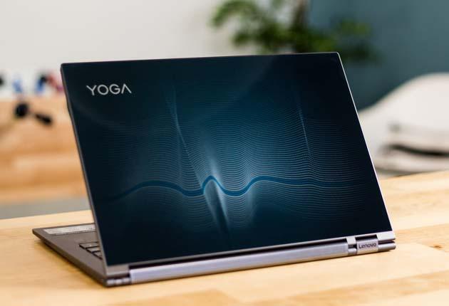 Lenovo Yoga C930 szklana pokrywa ekranu