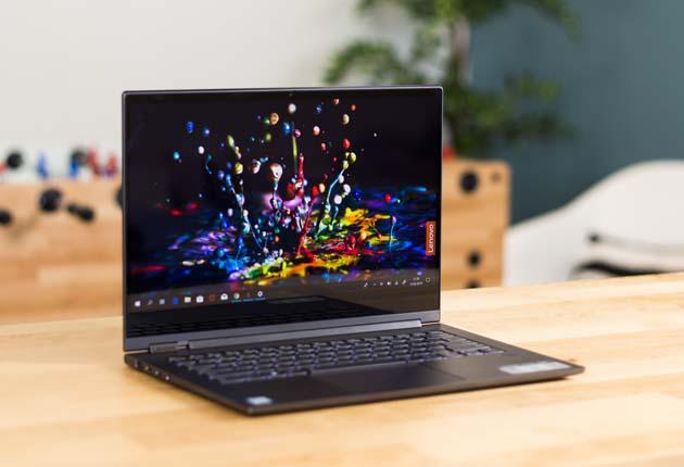 Lenovo Yoga C930 profil przód