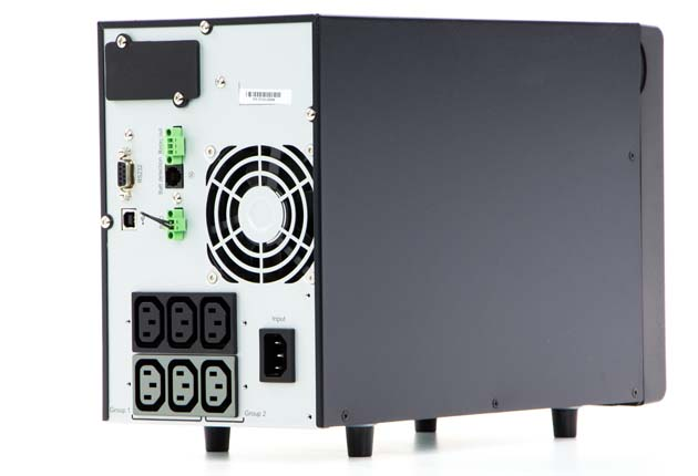 Eaton 9SX 700i - zasilacz UPS on-line