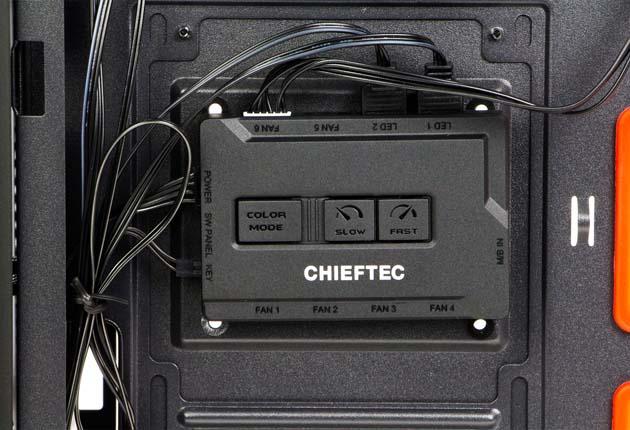 Chieftronic G1
