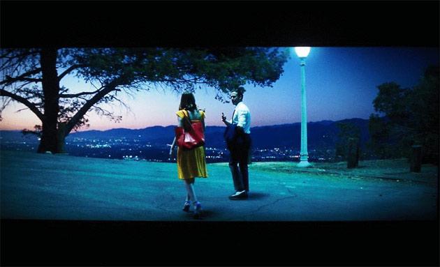 scena z filmu La La Land