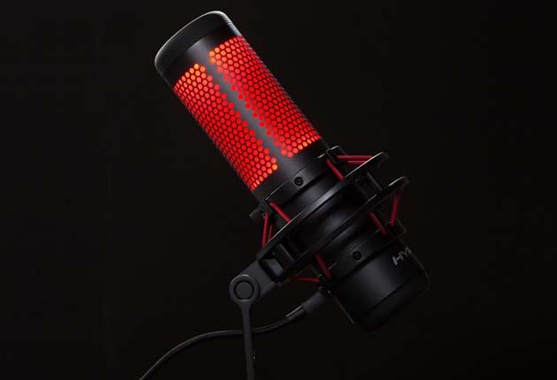 HyperX QuadCast to chyba najciekawiej zaprojektowany mikrofon