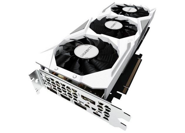 Gigabyte GeForce RTX 2080 Gaming OC White