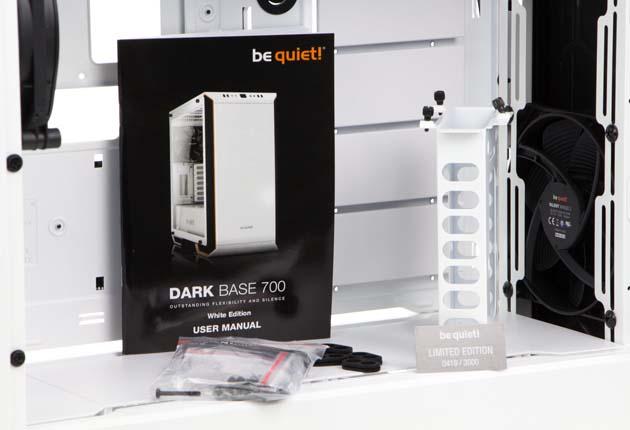 be quiet! Dark Base 700 White Edition akcesoria