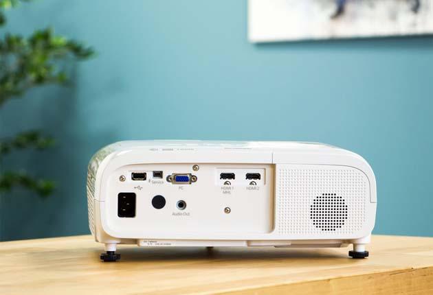 Epson EH-TW5400 - złącza HDMI MHL