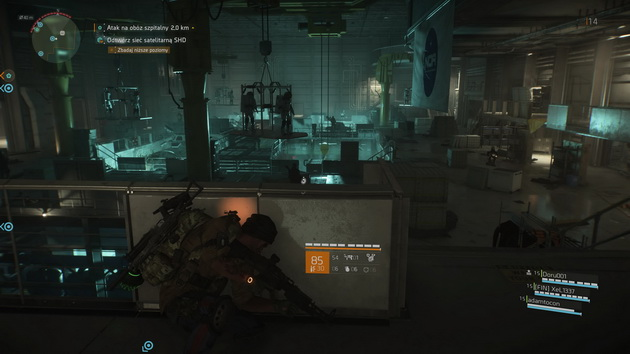 Tom Clancy's The Division 2 - muzeum lotnictwa