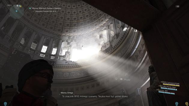 Tom Clancy's The Division 2 - misja na Kapitolu