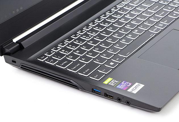 Hyperbook NH5 - lewa strona