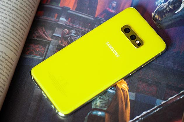 Samsung Galaxy S10e - test, recenzja, opinia