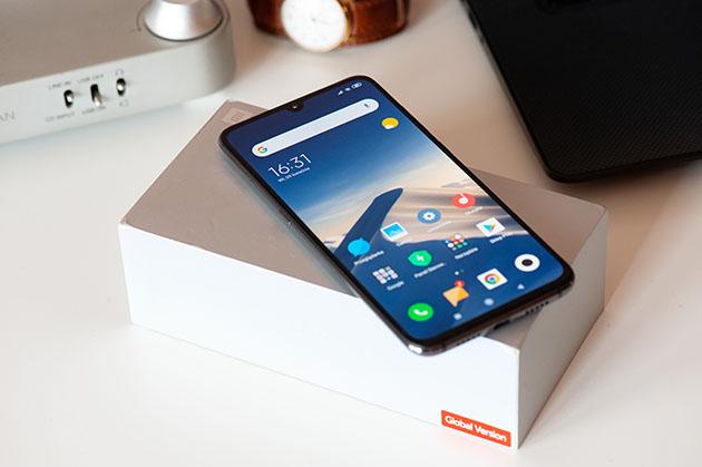 Xiaomi Mi 9 - wyświetlacz