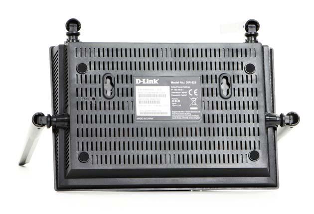 D-Link DIR-825/EE tył