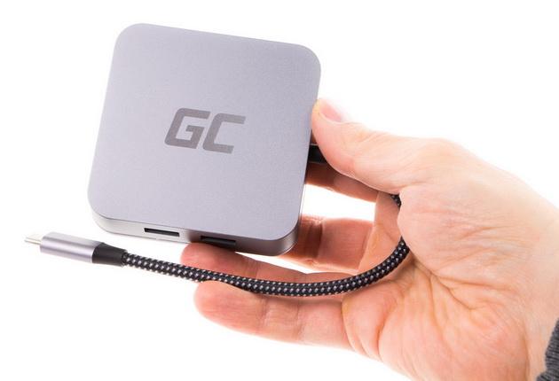 Green Cell GC-HUB2 - duże możliwości a mieści się w dłoni