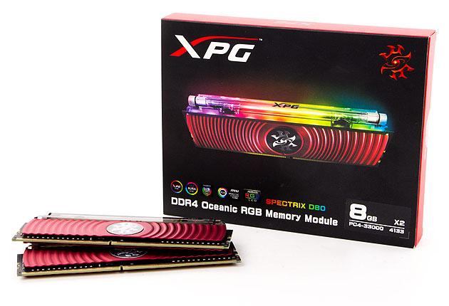 Pamięć RAM DDR4 ADATA XPG SPECTRIX D80