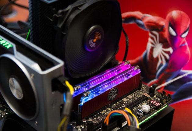 RAM w akcji