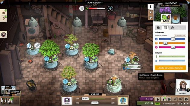 Weedcraft Inc - coraz większa plantacja