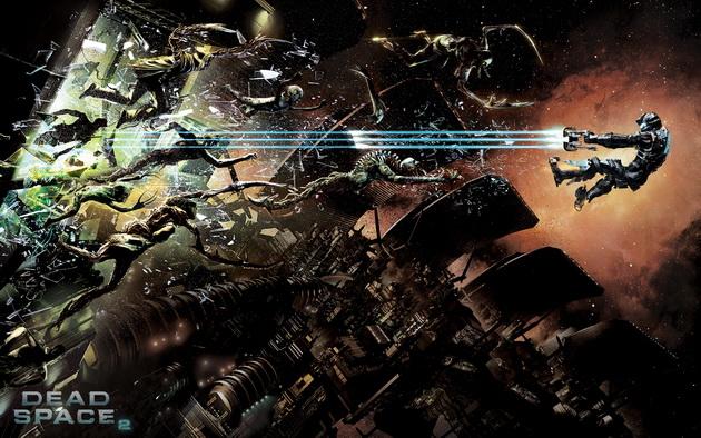 TOP 5 survival horrorów - Dead Space 2
