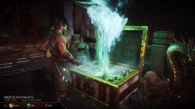 Mortal Kombat 11 - Krypta
