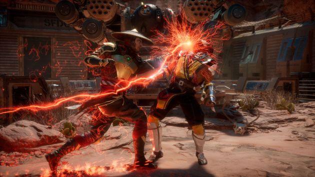 Mortal Kombat 11 - oprawa graficzna