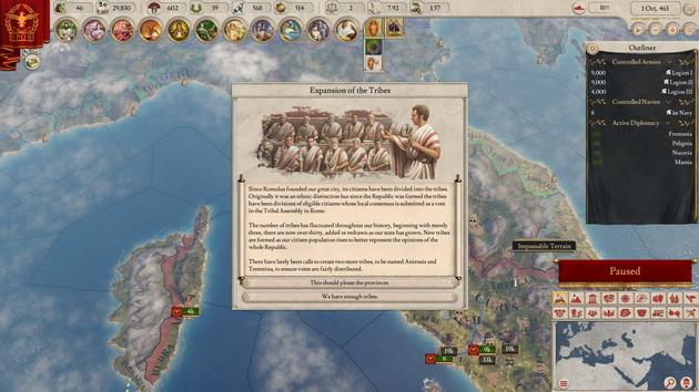 Imperator: Rome - debata