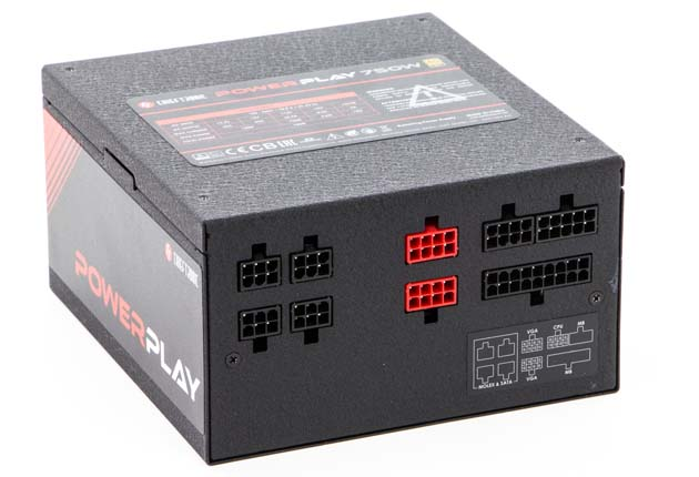 Chieftronic PowerPlay Gold GPU-750FC