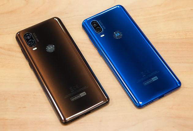 Motorola One Vision - rzeczywiste kolory
