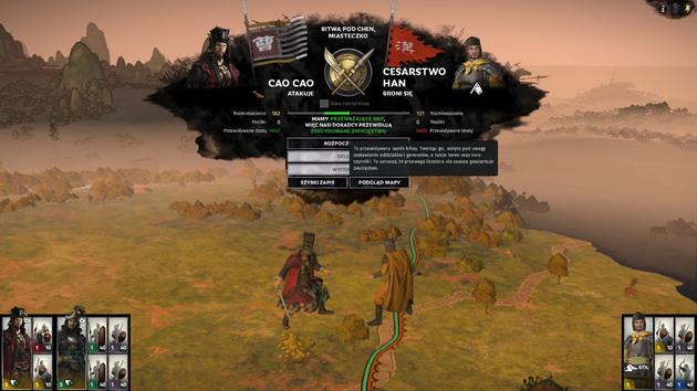 Total War: Three Kingdoms - bitwa pod Chen