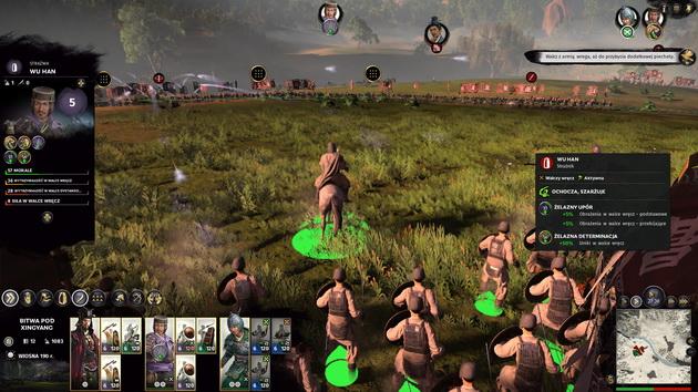 Total War: Three Kingdoms - walka